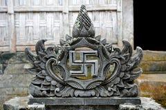 Bali agi wioska, Penglipuran, Bali, Indonezja Fotografia Stock