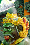 Bali agi wioska, Penglipuran, Bali, Indonezja Obraz Royalty Free