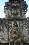 Bali agi wioska, Penglipuran, Bali, Indonezja Obrazy Royalty Free