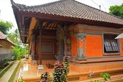Bali agi wioska, Penglipuran, Bali, Indonezja Obraz Stock