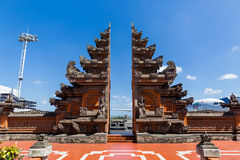 Bali airport Stock Image