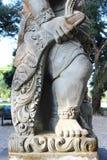 Bali art Royalty Free Stock Photo