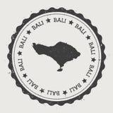 Bali-Aufkleber Lizenzfreies Stockbild