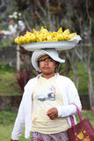 2012 in Bali, BALI – OCTOBER 17: Unidentified village women ca Stock Photography