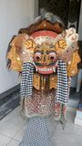Bali Barong image libre de droits
