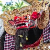 Bali Barong taniec Zdjęcia Royalty Free