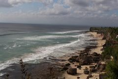 Bali beach. stock images