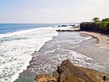 Bali beach, Indonesia Royalty Free Stock Image