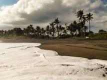 Bali beach stock photo