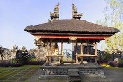 bali besakih gelap Indonesia pura Obrazy Royalty Free