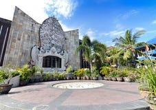 Bali bombardowania pomnik zdjęcia stock