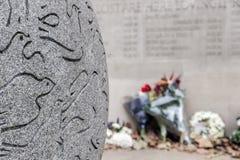 Bali Bombings Memorial in London Stock Photo