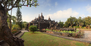Bali budhist temple Banjar Royalty Free Stock Photos
