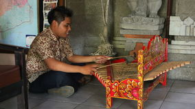 Bali busker. Editorial Stock Photos