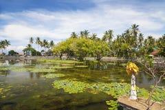 bali candidasa wieś Indonesia Obrazy Stock