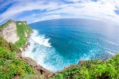 Bali coastline Stock Photo