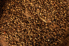 Bali Coffee, Taste of Asia. The Bali Coffee is grown in Kintamani region, the northeastern part of Bali nowadays. Apart from Luwak Coffee, this is also one of Stock Photo