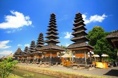 Bali dachu styl, Mengwi Indonezja fotografia stock