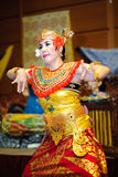 Bali Dance in Japan Royalty Free Stock Images