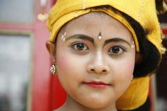 Bali dancer Stock Photos