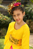 Bali Dancer Girl Royalty Free Stock Images