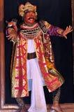 bali dansarelegong Royaltyfri Bild