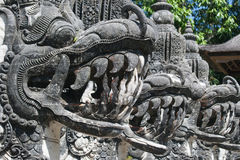 Bali-Drachen stockfoto