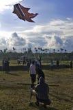 Bali drakefestival Fotografering för Bildbyråer