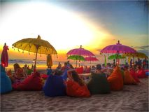 Bali-Erfahrung Lizenzfreies Stockfoto