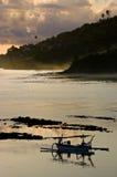 Bali Fishing Boat Royalty Free Stock Images