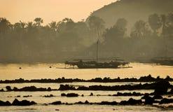 Bali Fishing Boat Royalty Free Stock Photography