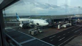Bali-Flughafen Stockfotos