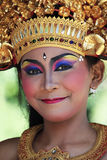 Bali girl Stock Images