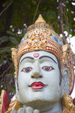 Bali God. Traditional sculpture of a Bali God Royalty Free Stock Photo