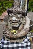 Bali-Gottheit des Steins Stockbilder