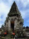 bali härligt tempel Arkivfoton
