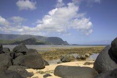 Bali Hai Kauai Imágenes de archivo libres de regalías
