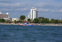 Bali Hai Pattaya Beach in Thailand, Asia. Stock Photos