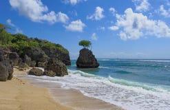 Bali hav Arkivfoto