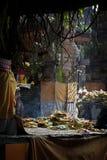 Bali Hindu Offerings Stock Photography