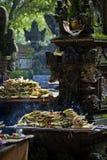 Bali Hindu Offerings Royalty Free Stock Image