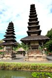 Bali : Hindu temple Royalty Free Stock Images