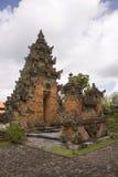 bali hinduiskt tempel arkivbild