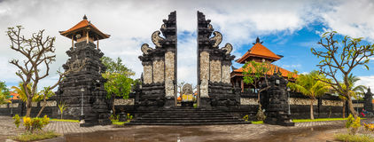 Bali hindy temple royalty free stock image