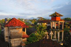 Bali - home stay Royalty Free Stock Images