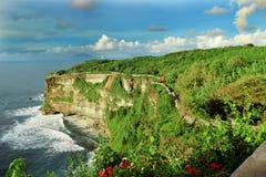 Bali. I take this picture at uluwatu tample bali Royalty Free Stock Photo