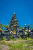 BALI, INDONÉSIA - 11 DE MARÇO DE 2017: Pura Ulun Danu Bratan na ilha de Bali, Indonésia Foto de Stock