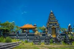 BALI, INDONÉSIA - 11 DE MARÇO DE 2017: Pura Ulun Danu Bratan na ilha de Bali, Indonésia Imagem de Stock