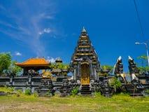 BALI, INDONÉSIA - 11 DE MARÇO DE 2017: Pura Ulun Danu Bratan na ilha de Bali, Indonésia Fotografia de Stock