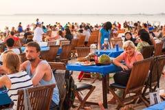 Bali, Indonésia - 18 de setembro de 2015 imagens de stock royalty free